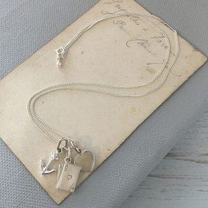 Forever Lucky Trio Necklace