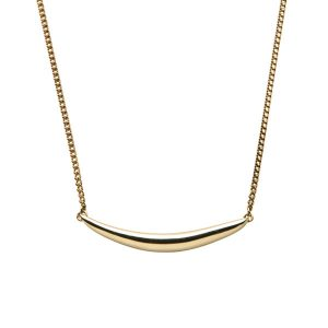 'Forever Strong' Necklace in Gold