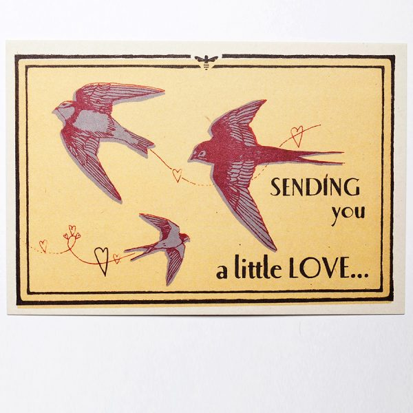 Sending a little love