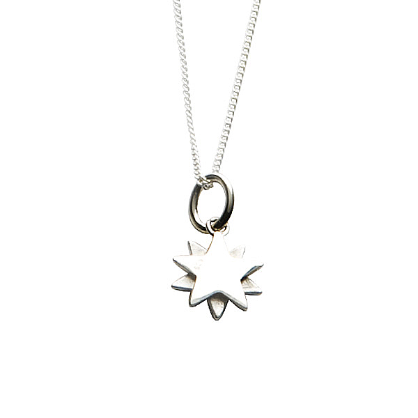 Silver Starbright Necklace