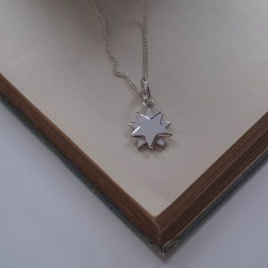 Starbright Necklace Silver