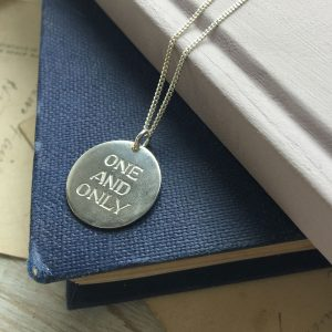 One and Only Necklace