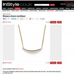 InStyle Forever Strong Curve Necklace