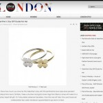 Style News Clover Rings