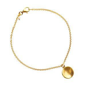 Gold Cosmos Bracelet