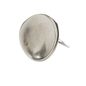 Large Cosmos Ring Silver