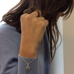 Sterling Silver Starbright Bracelet