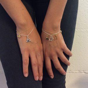 Starbright and Charm Bracelets