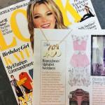 Look Magazine Alphabet Bracelet