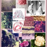Moodboard Roses