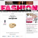 Oval Signet Ring in Telegraph