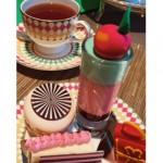 Afternoon tea at the Berkeley