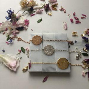 Precious Metals Birthstone Bracelets