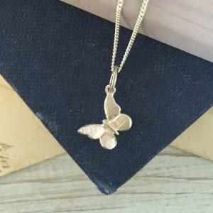 Baby Butterfly Necklace