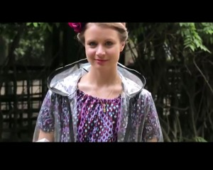 Glam UK video featuring Cassette Tape and VIP necklace