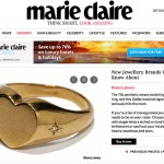 Marie Claire Jewellery Brands to know about