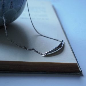 Forever Strong Cuvrve Necklace