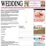 Wedding Magazine Giveaway