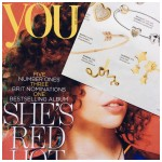 You magazine features love stud