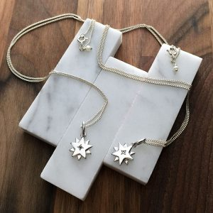 Diamond Starbright Necklace