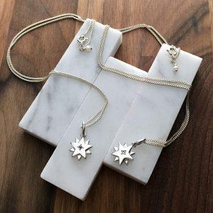 Diamond Starbright Necklace