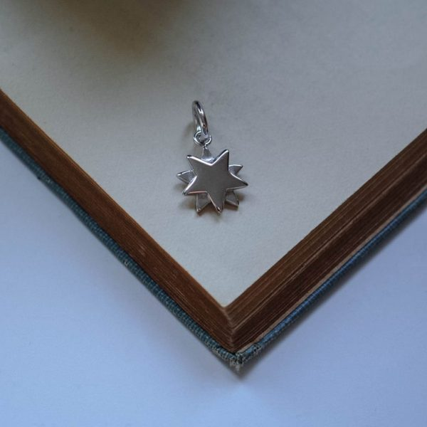 Starbright Charm Silver