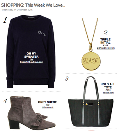 The Style Lane Gift Guide