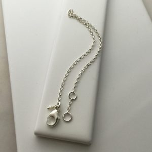 Bracelet Chain in Sterling Silver