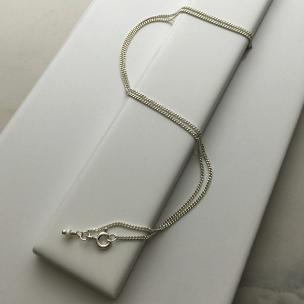Necklace Chain in Sterling Silver