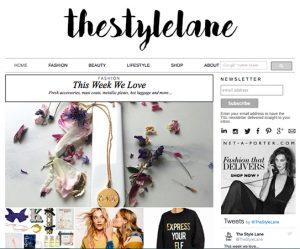 style lane