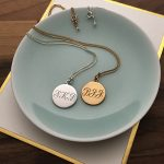 Triple Initial Necklace