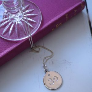 Crown Chakra Birthstone Necklace