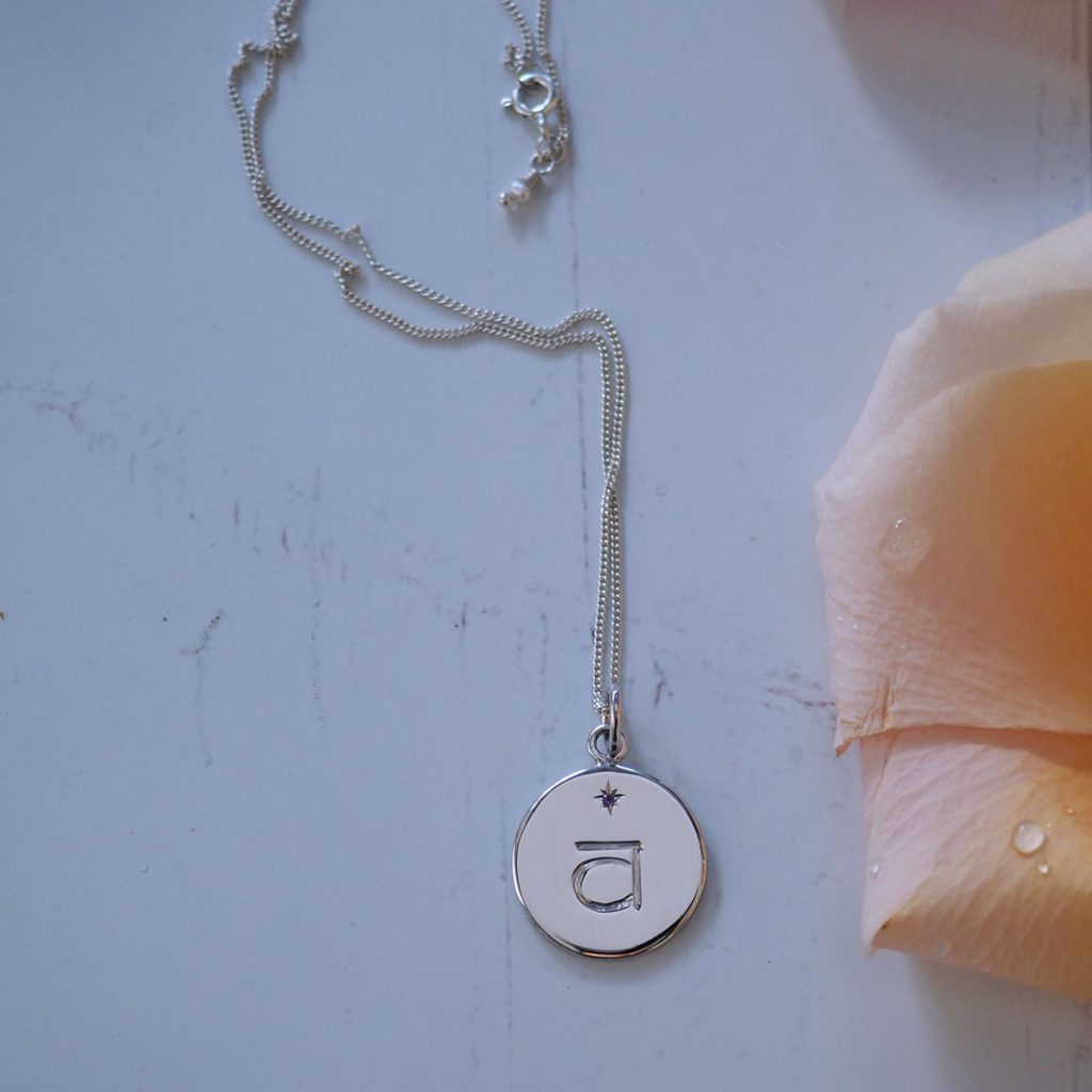 Sacral Chakra Birthstone Necklace