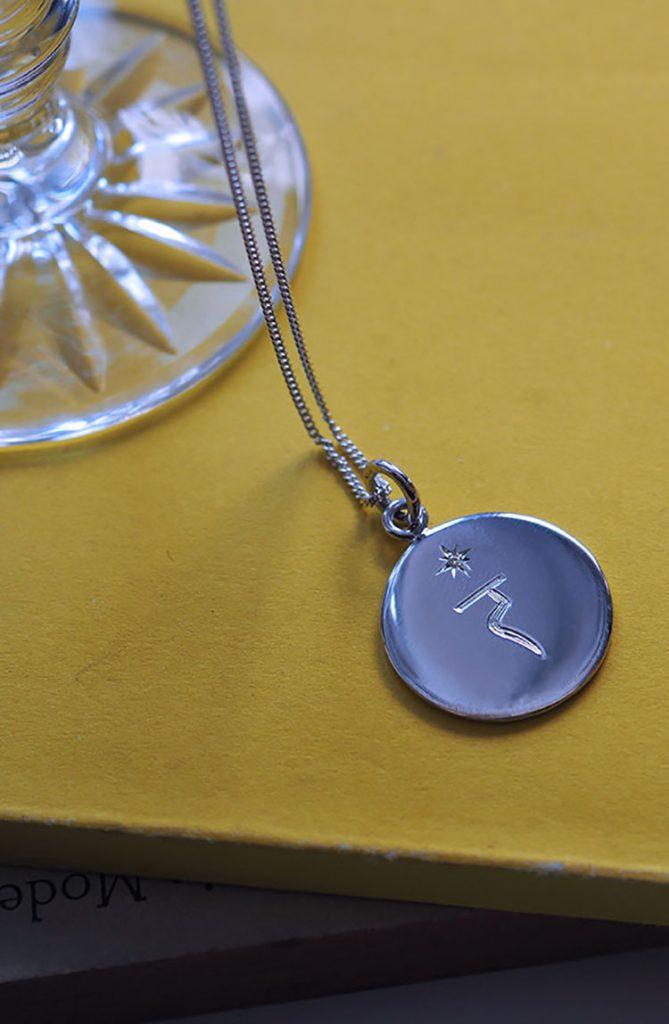 Solar Plexus Chakra Birthstone Necklace