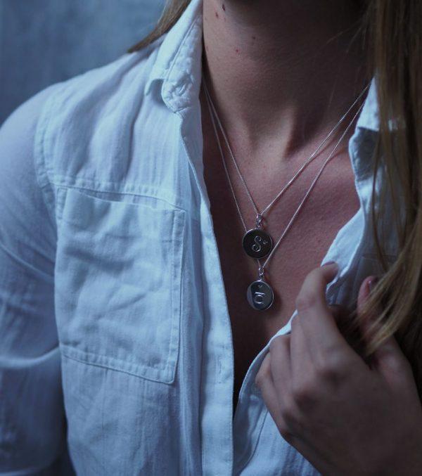 Sacral Chakra Birthstone Necklace