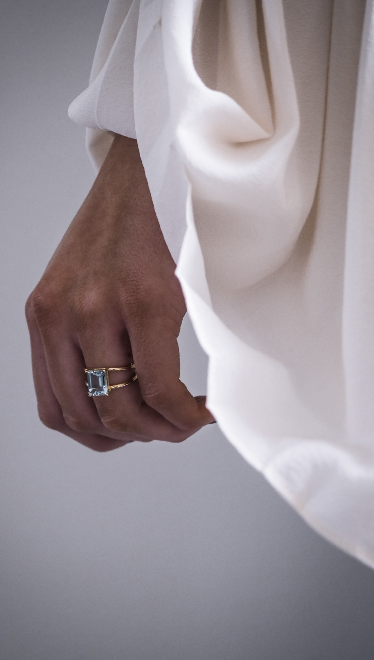 A guide to buying the perfect engagement ring by Bianca Jones Jewellery