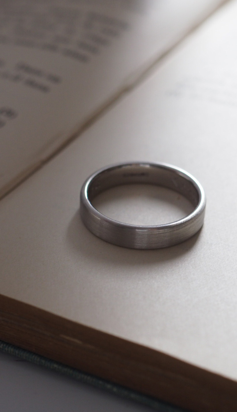 What Metal is Best for Wedding Bands?