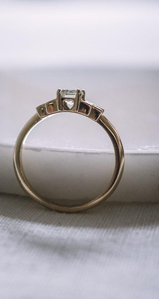 What do engagement rings symbolise? Bianca Jones Jewellery